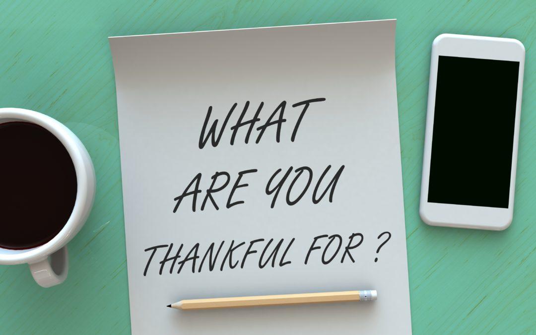 Perché essere grati è utile in questo momento di difficoltà